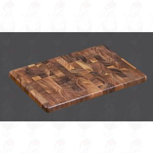 Chopping Board 45 x 30 x 2,5 cm, Acacia Wood