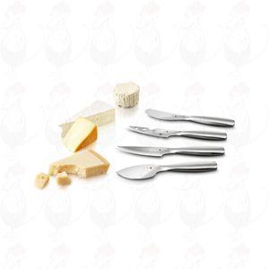 Knife Set Stainless Steel - 4 - Monaco Boska