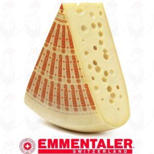 Emmentaler Cheese - Swiss | +/- 250 grammes / 0.55 lbs