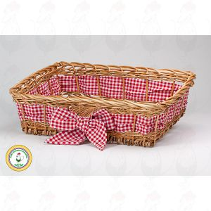 Farmhouse Basket Large XL 39x31x13 cm