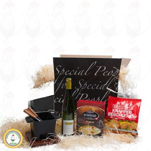 Assorted gift with Boska fondue tapas black  2 - Black