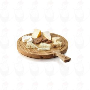 Cheese Board Friends L, Ø 40 cm - 15.75 inch