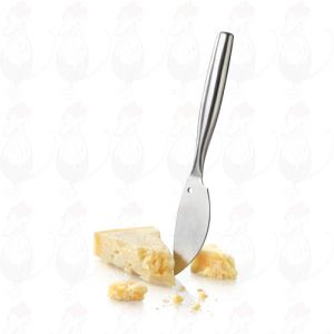 Parmesan knife De Luxe stainless steel