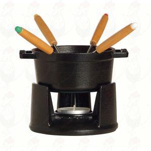 Staub Fondue - Black