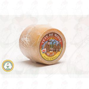 Tête de Moine - Whole Cheese | +/- 750g - 1.65 lbs