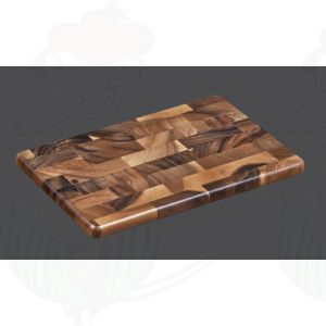 Chopping Board 36 x 23 x 2 cm, Acacia Wood