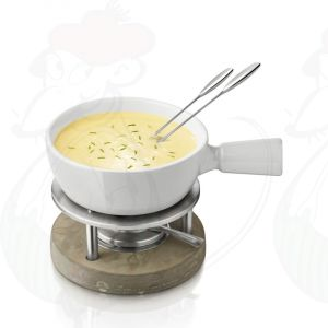 Boska Holland - Cheese fondue Set Life - Grey