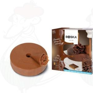 Choco Curler Disc Milk 200 grams