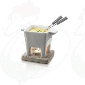 Boska Fondue Set Chocolate Fondue set - Cheese fondue set Grey - 200 grams