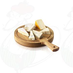 Cheese Board Friends M, Ø 30 cm/ 11.81 inch
