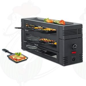 Pizza Raclette 6 - BLACK | Spring