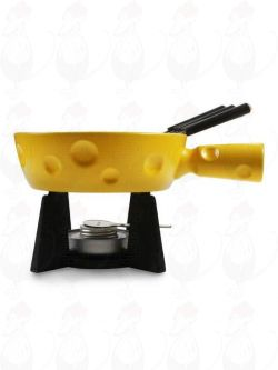 Cheese Fondueset Super Cheesy